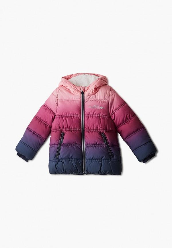 куртка s.oliver для девочки, разноцветная
