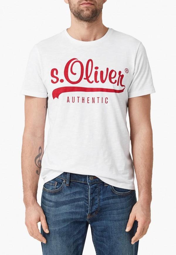 Футболка s.Oliver s.Oliver SO917EMEJDG5 футболка sportmax code sportmax code sp027ewdqnf2