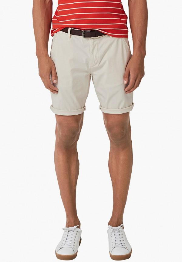 мужские повседневные шорты s.oliver, бежевые