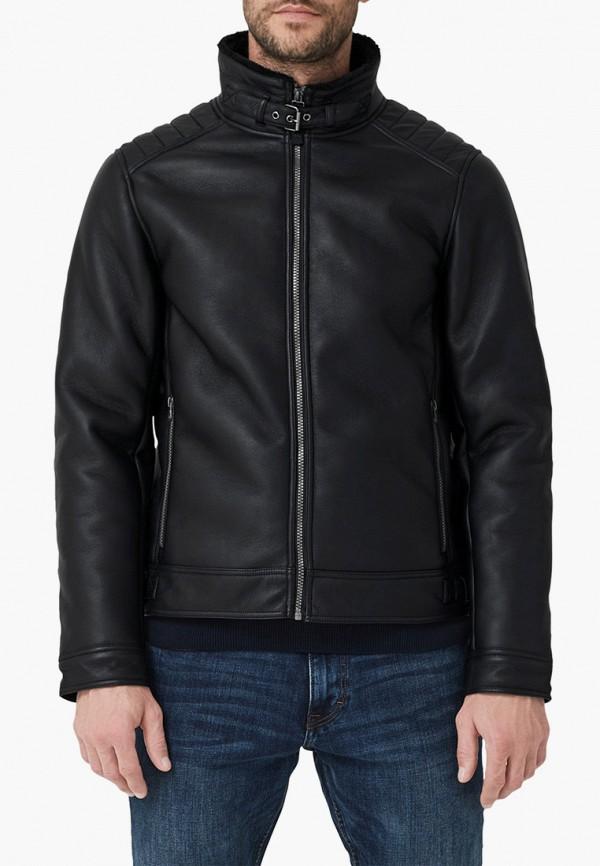 мужская куртка s.oliver, черная