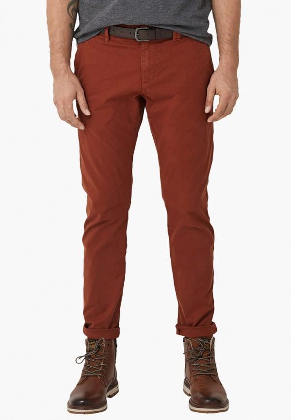 мужские брюки s.oliver, коричневые