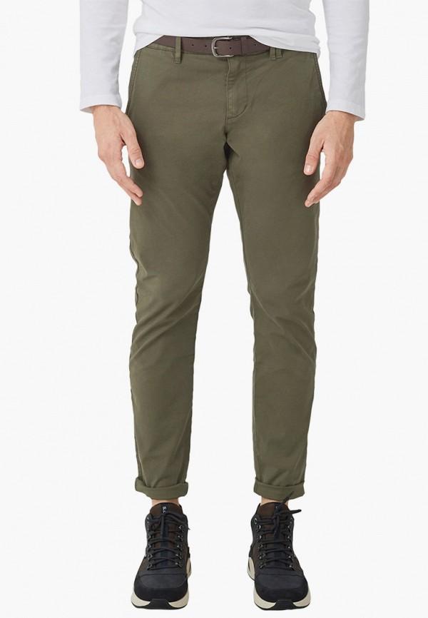 мужские брюки чинос s.oliver, черные