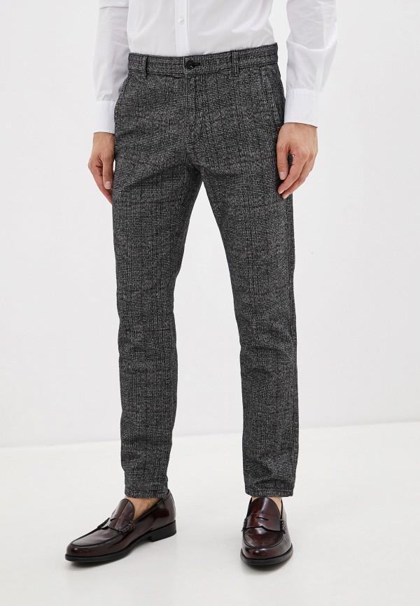 мужские повседневные брюки s.oliver, серые