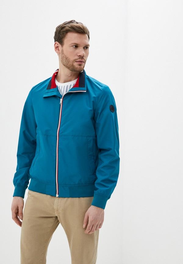мужская куртка s.oliver, синяя