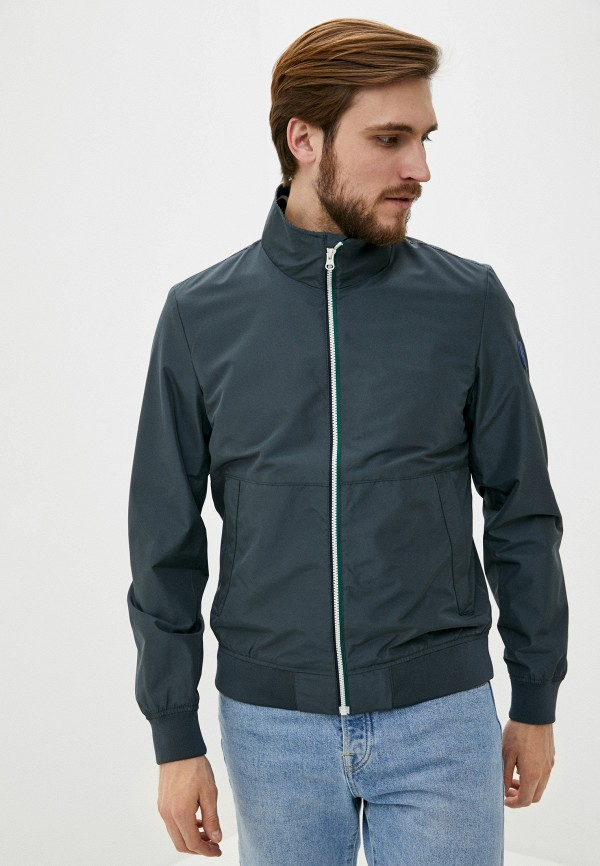 мужская легкие куртка s.oliver, синяя