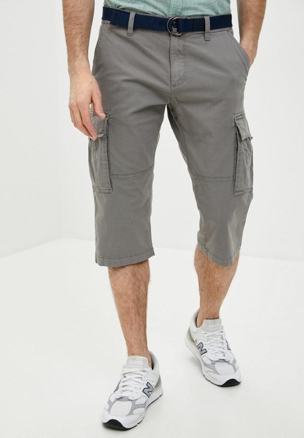 мужские повседневные шорты s.oliver, серые