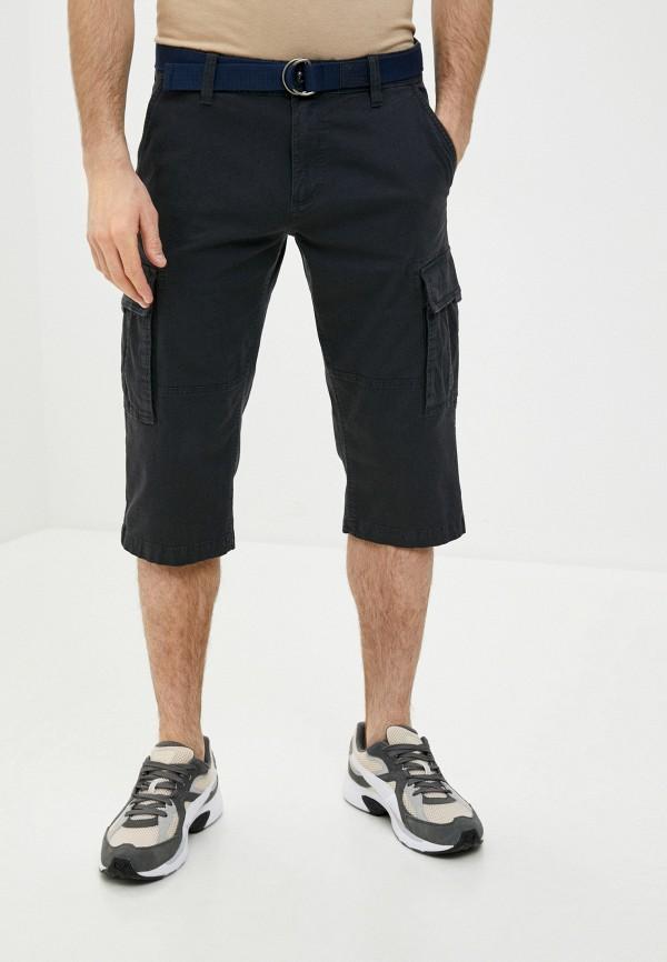 мужские повседневные шорты s.oliver, черные