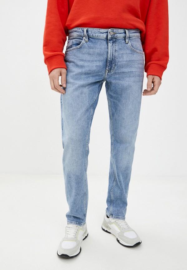 мужские джинсы s.oliver, голубые