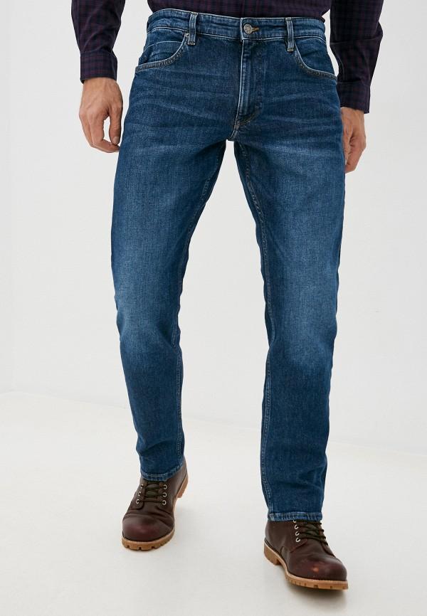 мужские прямые джинсы s.oliver, синие