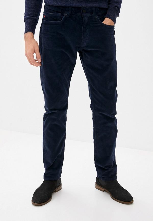 мужские повседневные брюки s.oliver, синие