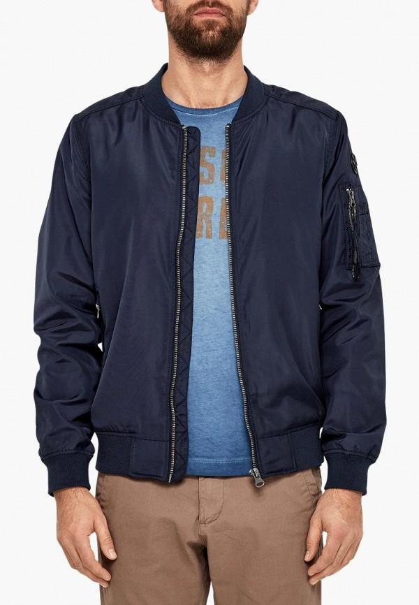 Купить Куртка s.Oliver, so917emzog95, синий, Весна-лето 2018