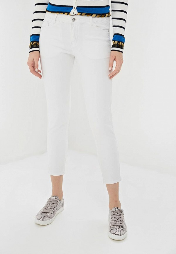 женские повседневные брюки s.oliver, белые