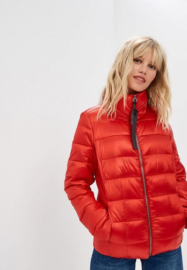 Купить Куртка утепленная s.Oliver, so917ewebpk2, красный, Весна-лето 2019