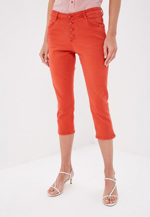 женские брюки s.oliver, красные