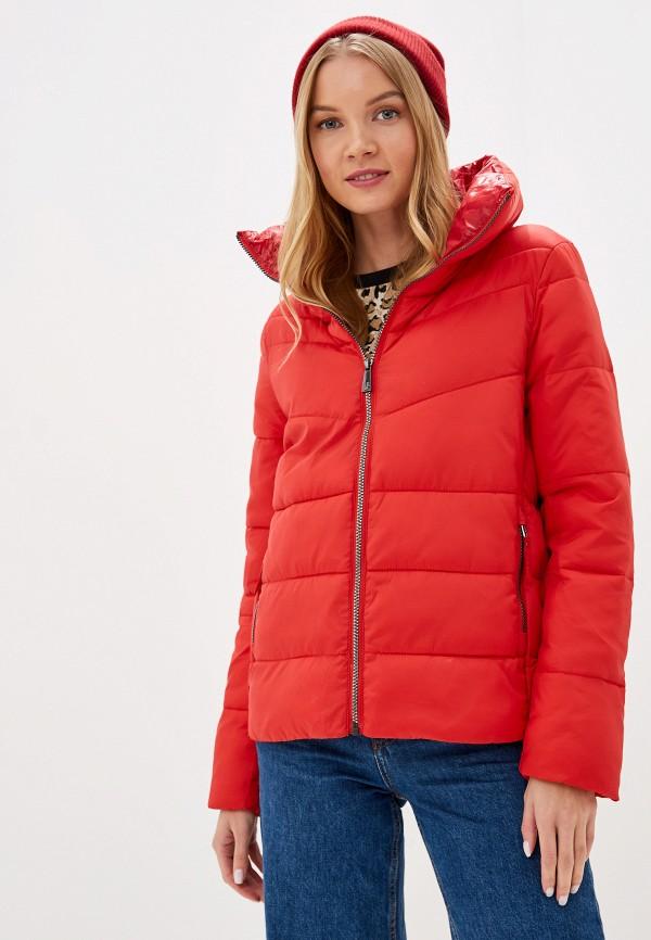 женская куртка s.oliver, красная