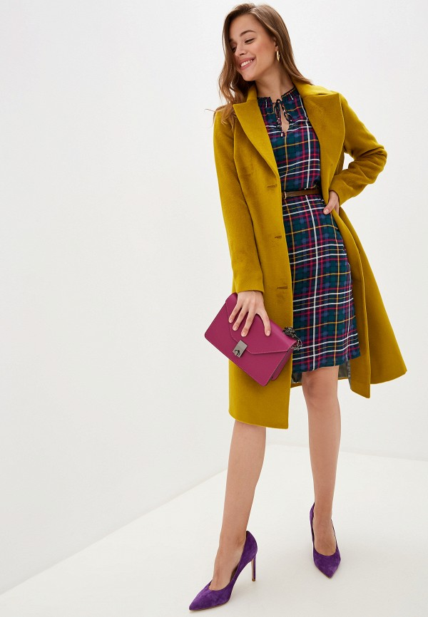 Фото 2 - женское платье s.Oliver разноцветного цвета