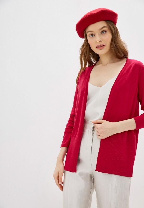женский кардиган s.oliver, розовый