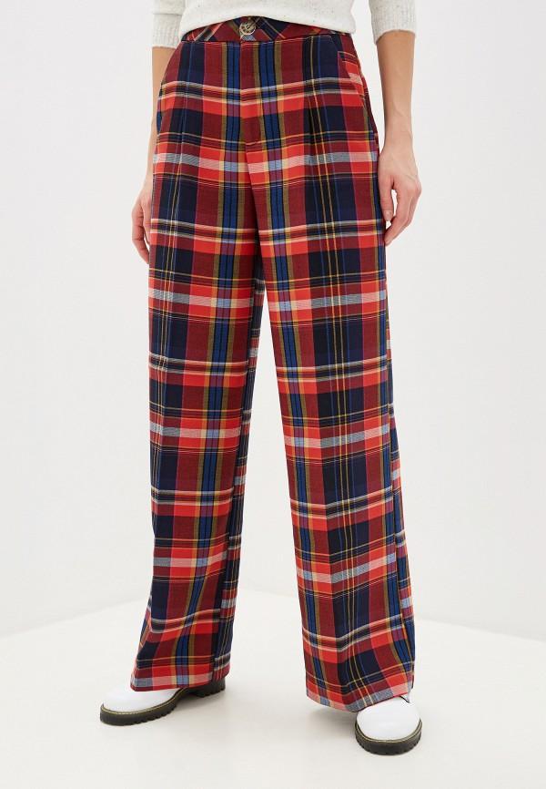 женские повседневные брюки s.oliver, разноцветные