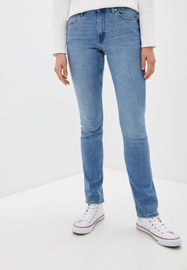 женские джинсы s.oliver, голубые