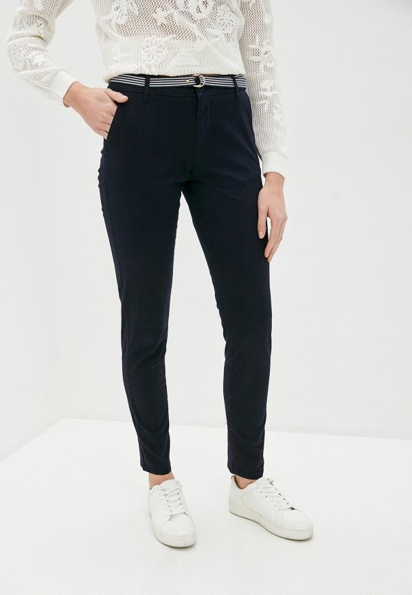 женские повседневные брюки s.oliver, синие
