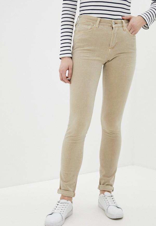 женские джинсы s.oliver, бежевые