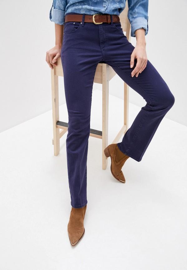 женские джинсы s.oliver, синие