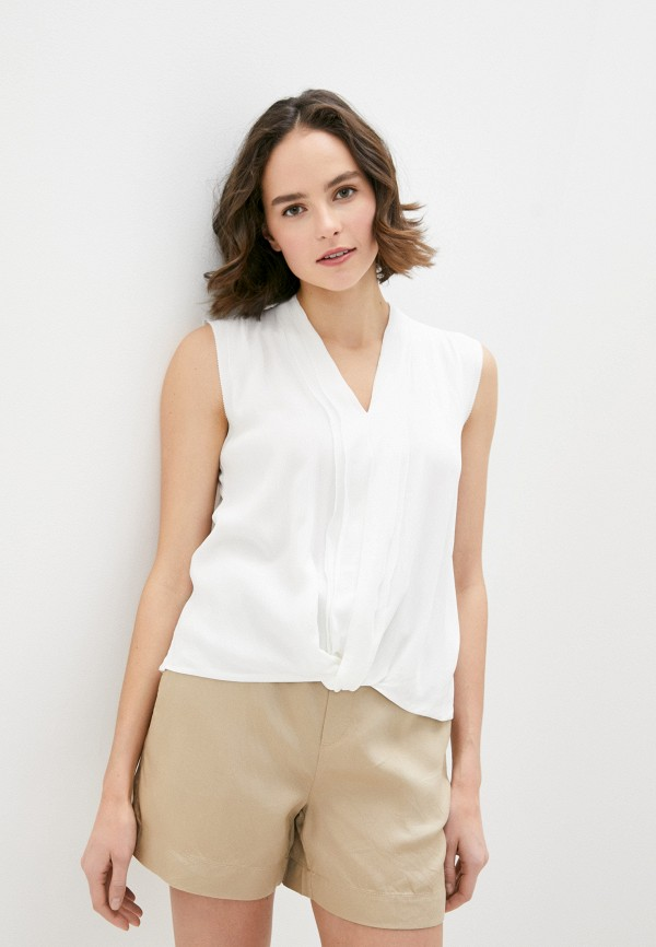 женская блузка s.oliver, белая