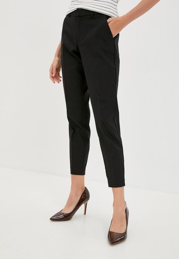 женские классические брюки s.oliver, черные