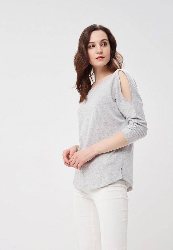 Купить Лонгслив s.Oliver, so917ewzme09, серый, Весна-лето 2018