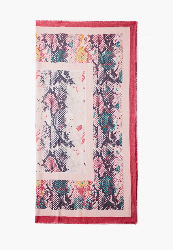 женский платок s.oliver, розовый