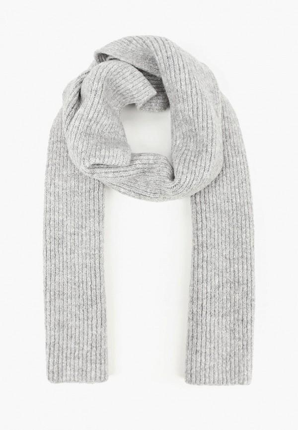 женский шарф s.oliver, серый
