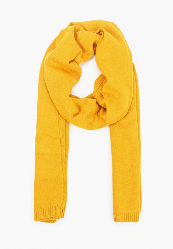 женский шарф s.oliver, желтый