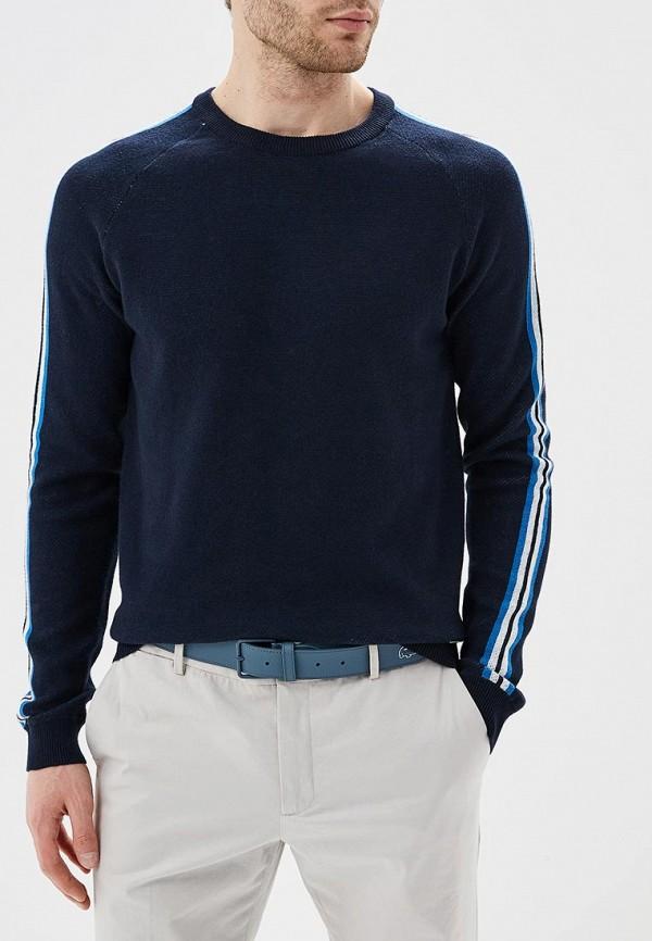 мужской джемпер solid, синий