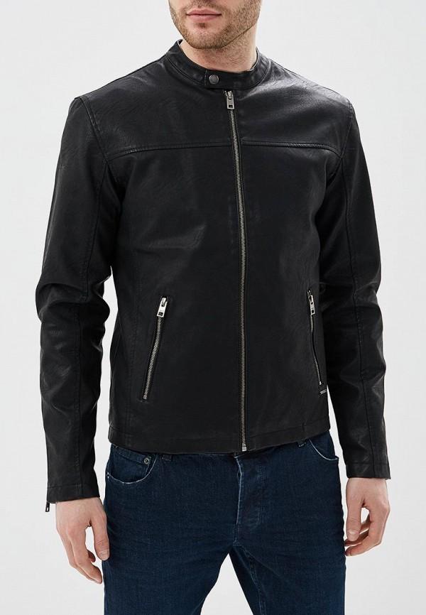 Куртка кожаная Solid
