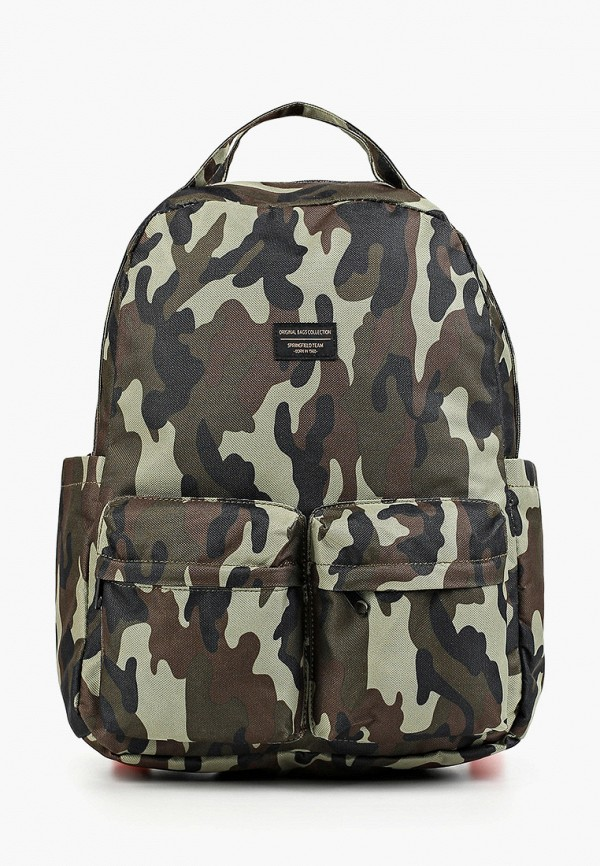 мужской рюкзак springfield, хаки