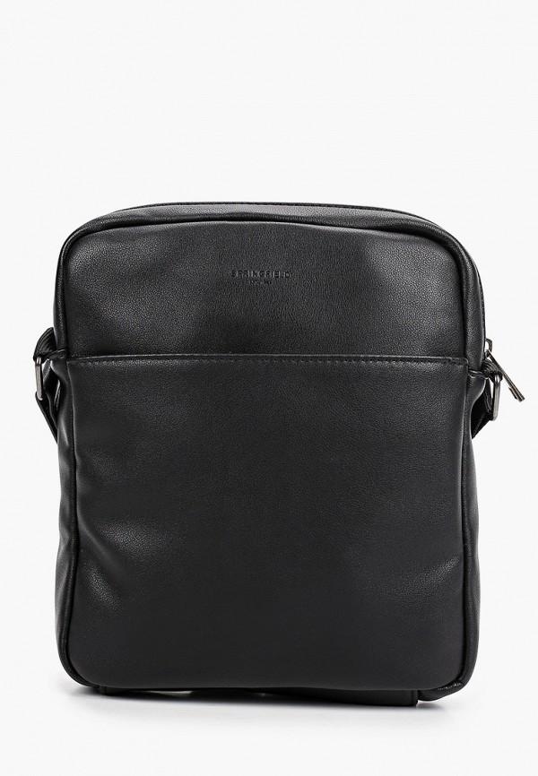 мужская сумка springfield, черная