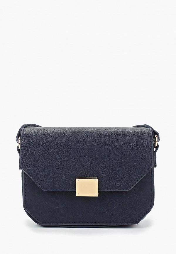 женская сумка springfield, синяя