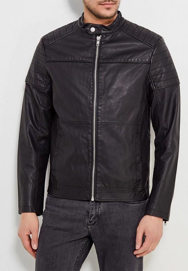 Куртка кожаная Springfield Springfield SP014EMAIKG8 куртка quelle springfield 1016200