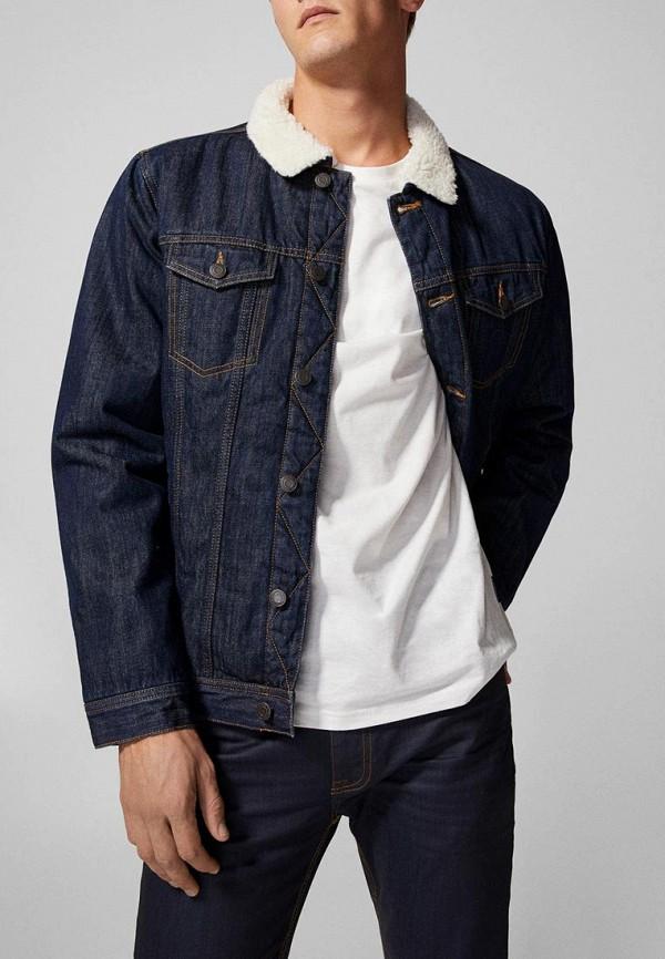 Куртка джинсовая Springfield Springfield SP014EMCDBO5