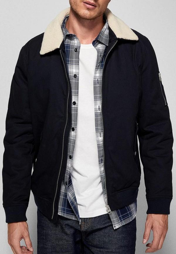 Куртка утепленная Springfield Springfield SP014EMCDBO8 куртка springfield springfield sp014emvgd15