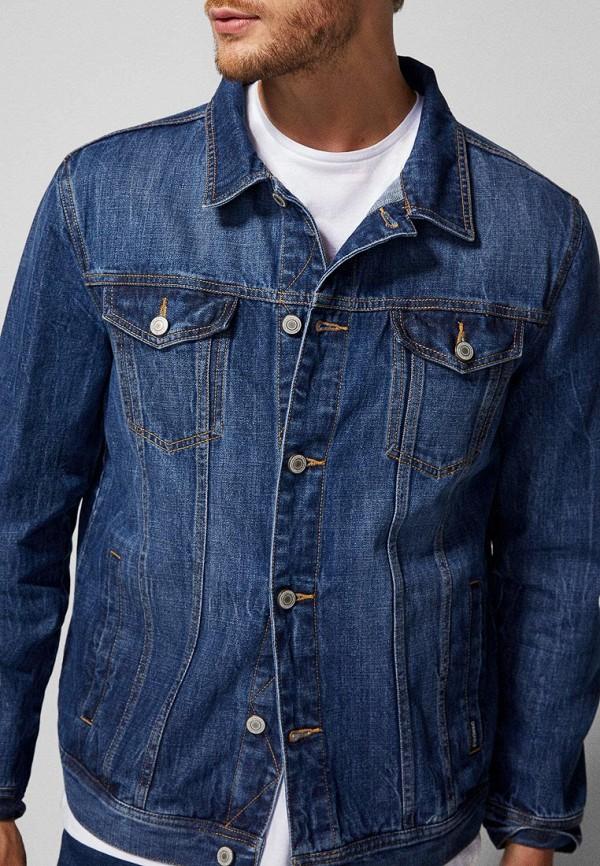 Куртка джинсовая Springfield Springfield SP014EMCDCS4 палантин springfield springfield sp014gwvgk39