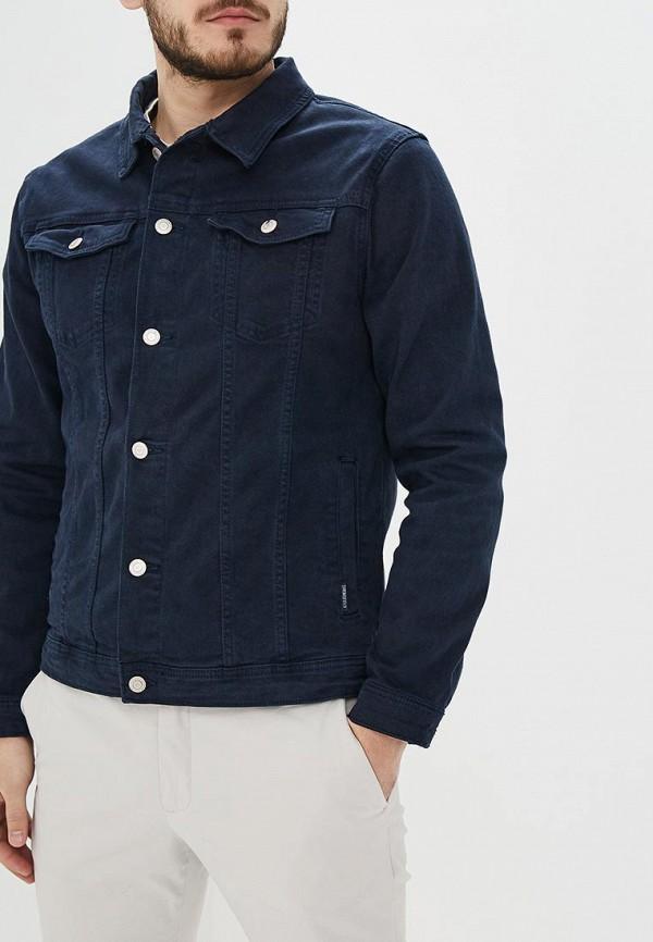 Куртка джинсовая Springfield Springfield SP014EMEABQ2 жакет springfield springfield sp014eweagx4