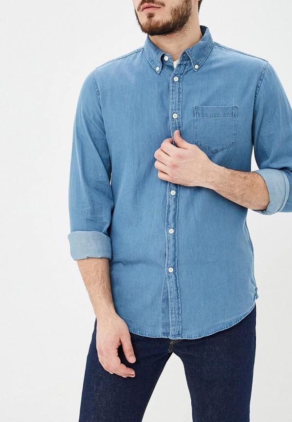Рубашка джинсовая Springfield Springfield SP014EMEACP0 рубашка springfield springfield sp014ewcden8