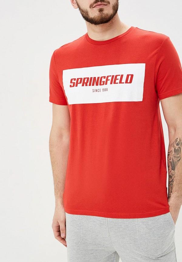 Футболка Springfield Springfield SP014EMEADK8