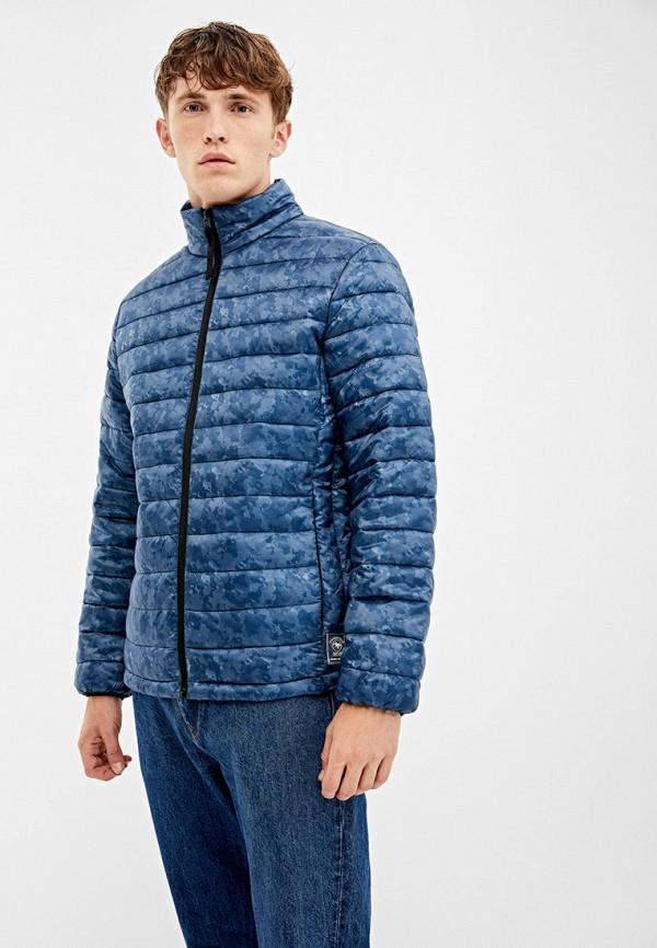 Куртка утепленная Springfield Springfield SP014EMGFAM9 цена в Москве и Питере