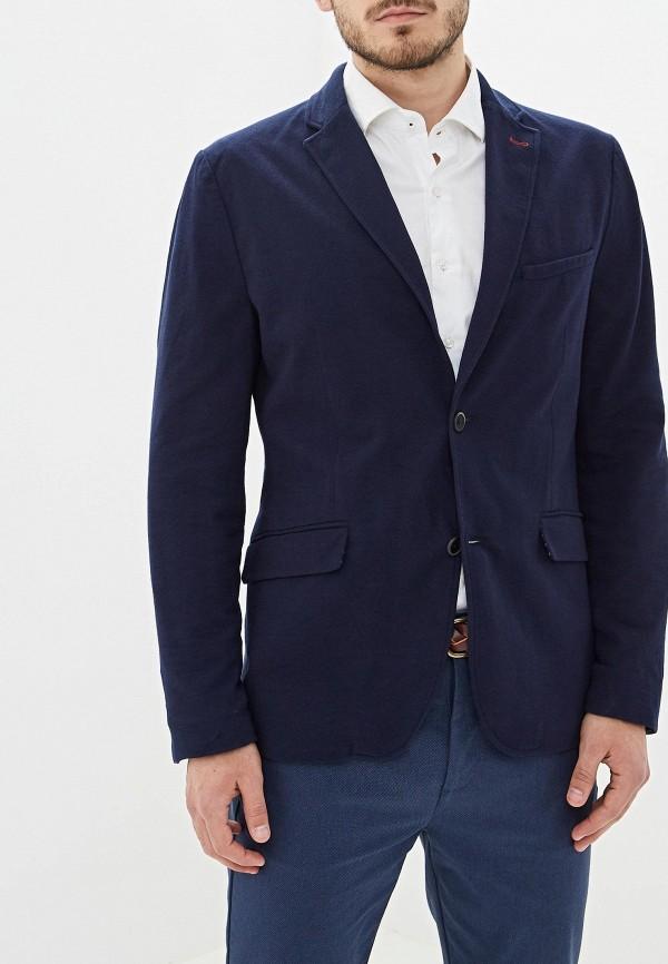 мужской пиджак springfield, синий