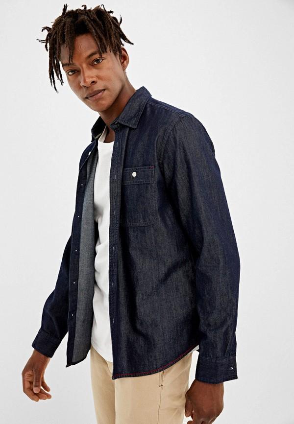 Рубашка джинсовая Springfield Springfield SP014EMGFAX7