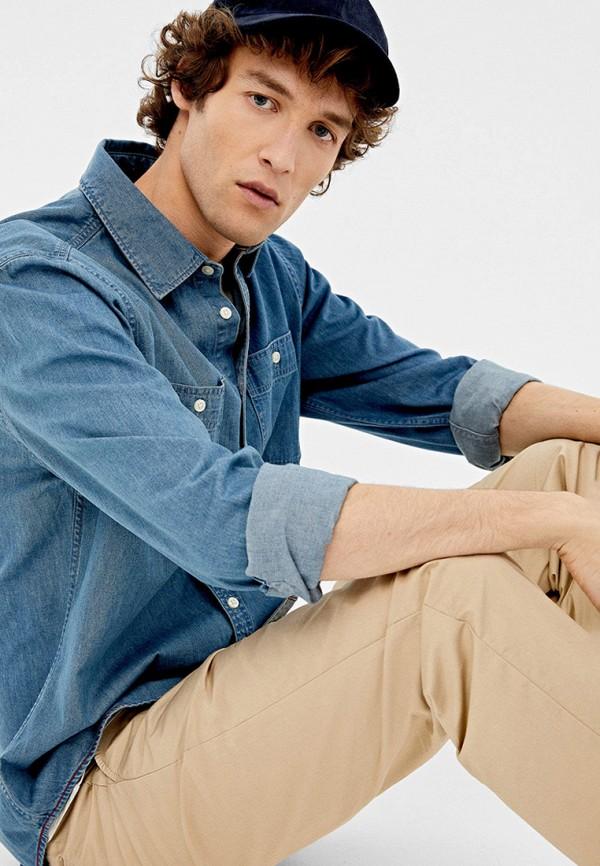 Рубашка джинсовая Springfield Springfield SP014EMGFAX8