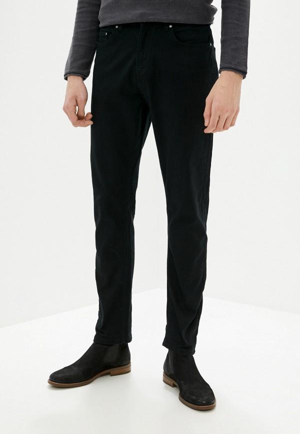 мужские прямые джинсы springfield, черные
