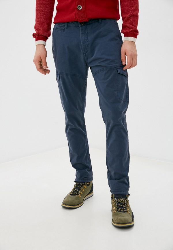 мужские брюки springfield, синие